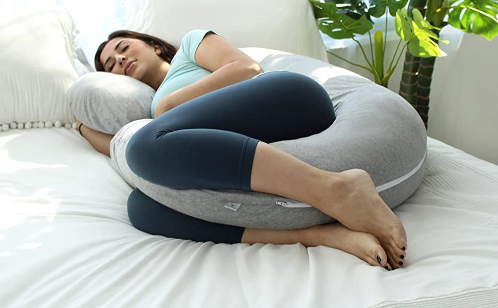 pregnancy pillow back support