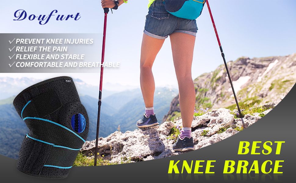 DOUFURT Knee Brace
