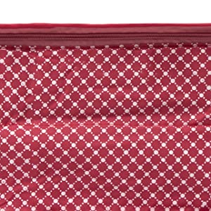 pink saree cover,quilted saree cover,homestrap,good quality saree cover,storage cover for saree