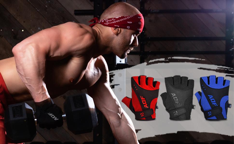 zware hefhandschoen gymnastiekhandschoen