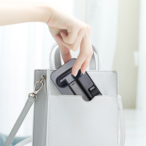Fully Foldable Phone Holder