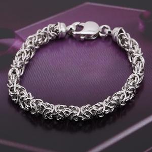 handmade heavy and elegant silver jewelry