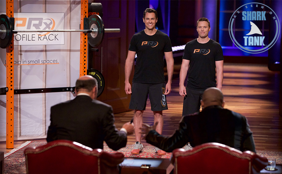 PRx Performance as seen on ABC Shark Tank Invested company