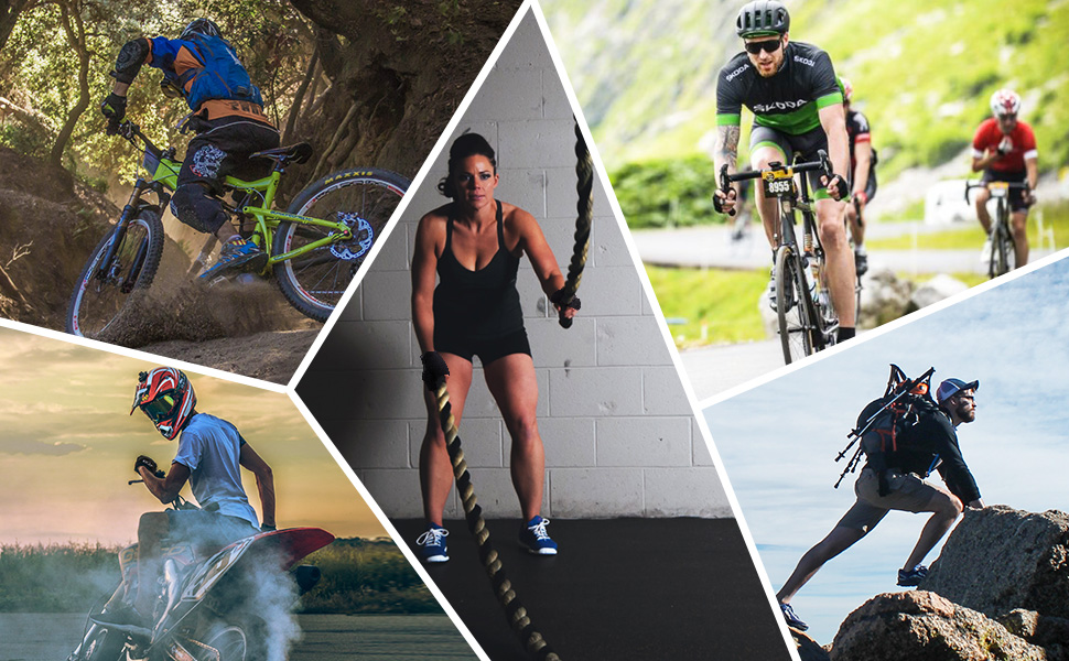 Reinalin fahrradhandschuhe