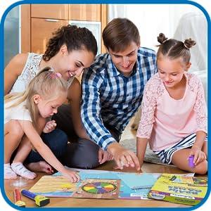 Brain games, Educational games, skillmatics