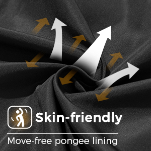 Skin-friendly