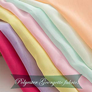 Breathable Georgette Fabric