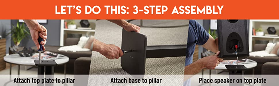 bookshelf accessory stand speaker stand sanus center bookshelf sonos vizio monitor with stand pyle