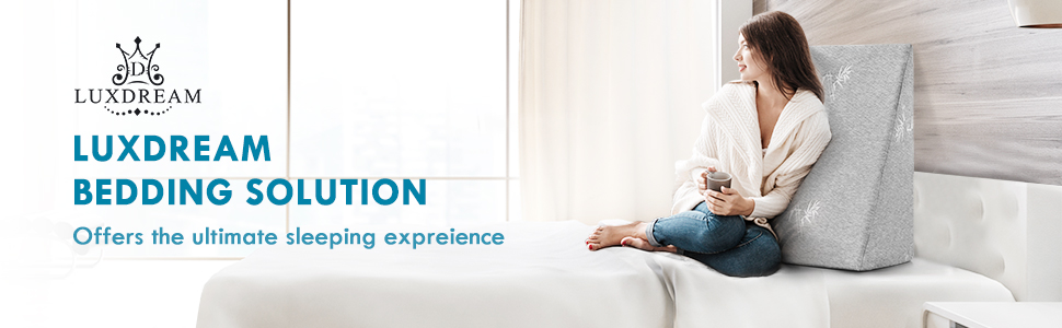 LUXDREAM BEDDING SOLUTION OFFERS THE ULTIMATE SLEEPING EXPERIENCE