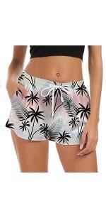 women swim shorts