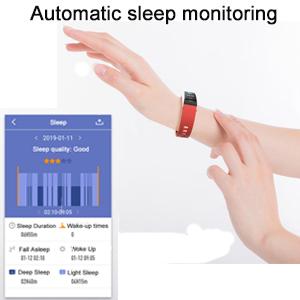 Sleeping mode