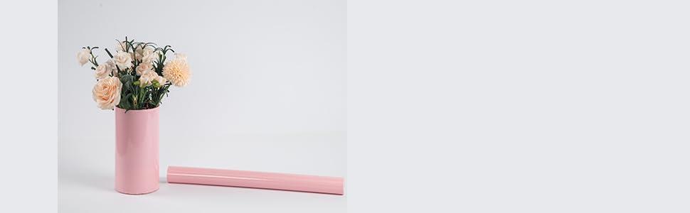 Hode Vinilo Muebles,Papel Adhesivo para Muebles Vinilos Adhesivo para Muebles Puertas Ventanas Pegatina de Vinilo Adhesivo Muebles Amarillo 40X300cm: Amazon.es: Hogar