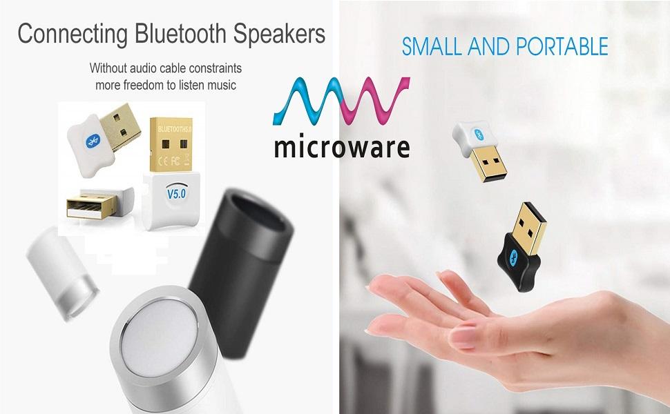usb 5.0 bluetooth wireless dongle