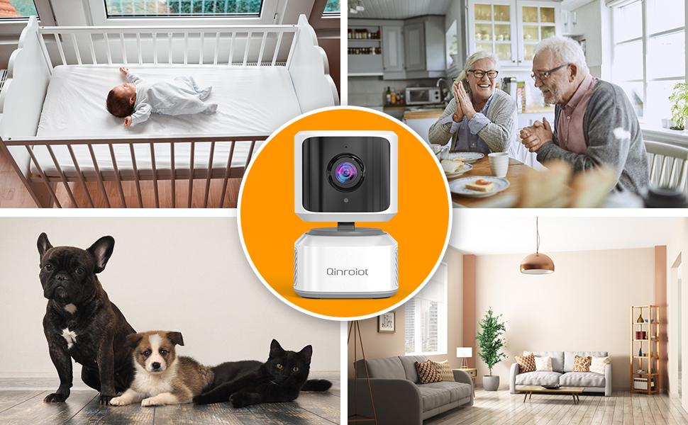 home indoor security camera
