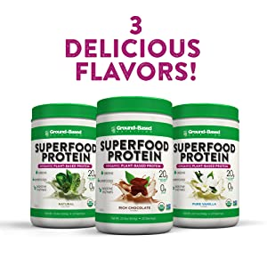 protein, raw, vegan, superfood, green, non-gmo, plant-based, organic, supplements
