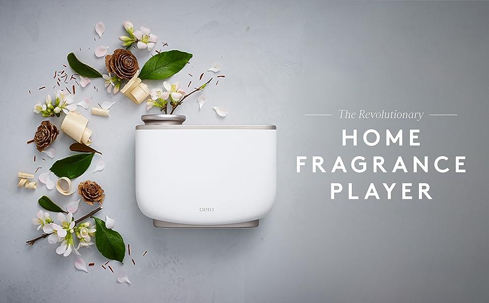 The Revolutionary Home Fragrance Player