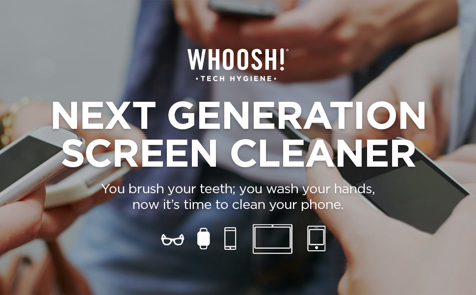 Next Generation Screen Cleaner