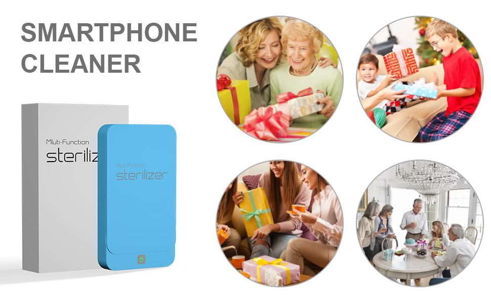 Phone Uv Sanitizer 30
