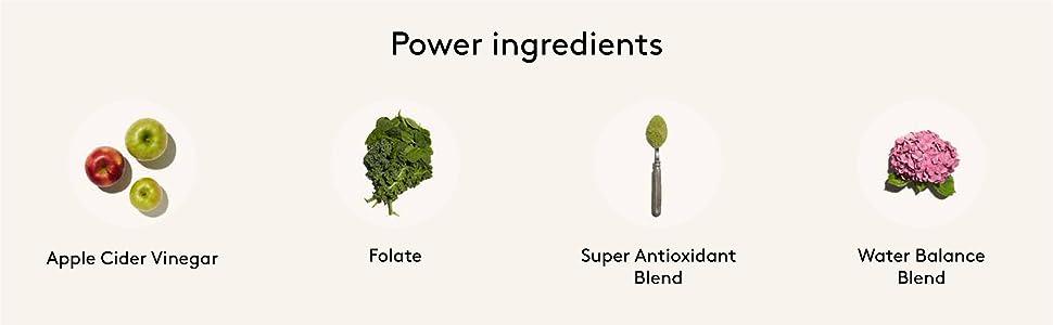 Power ingredients