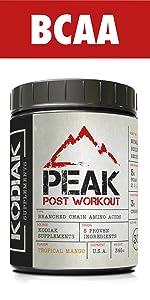 post workout bcaa creatine glutamine