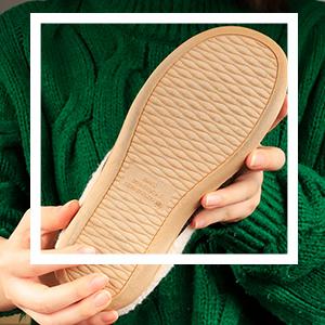 Anti-slip Rubber Sole