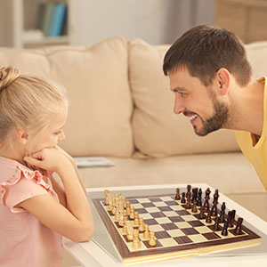 chess set magnetic