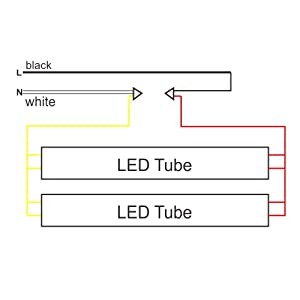 led 4ft tube lights t8 led tube light led t8 replacement tubes 4ft ballast bypass