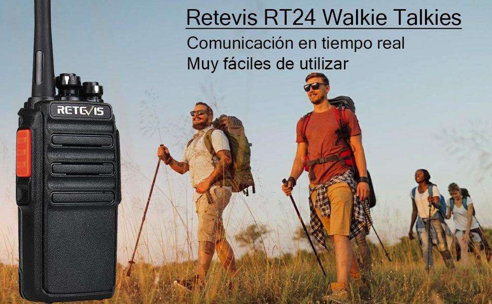 Retevis RT24 Walkie Talkie