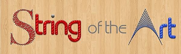 String Of The Art Baner