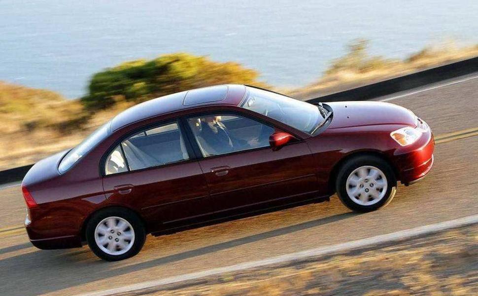 labwork Clear Bumper Driving Fog Lights LH RH Pair Fit for 2003-2007 Honda Accord 4DR Sedan