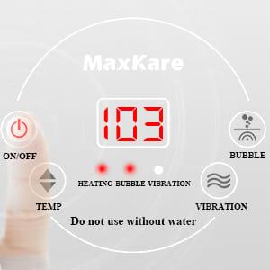 foot massager machine water