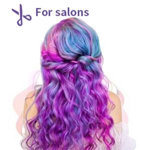 Anself Kit de tinte para el cabello 5PCS, Set de cepillo y tinte para el cabello con tinte para el cabello, que incluye un tinte para el cabello, un ...