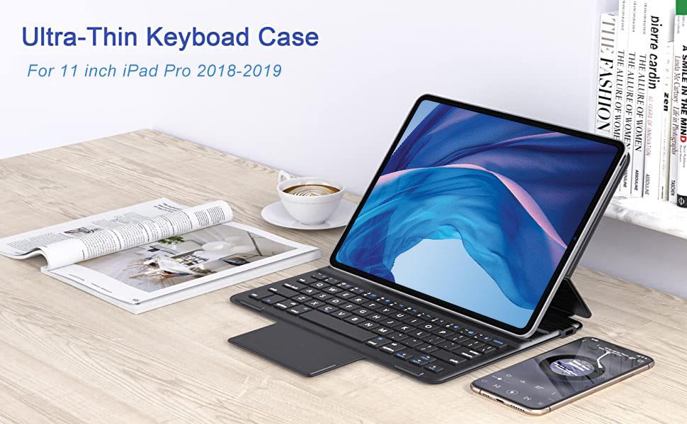 ipad pro keyboard case