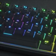 60% mechanical keyboard anti-ghosting gamer games