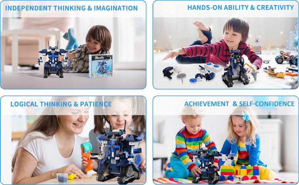 STEM Robot for Kids