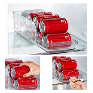 can dispenser for refrigerator