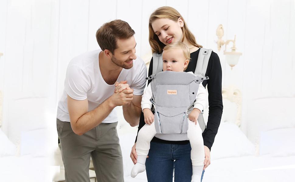 Fimghsoo Soft Baby Carrier