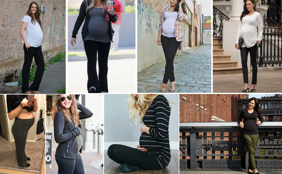 Women Pregnancy Long Pants