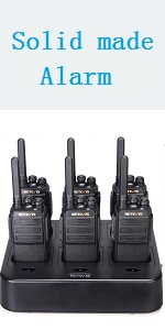 two way radio with long battery life