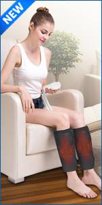 leg massager heat
