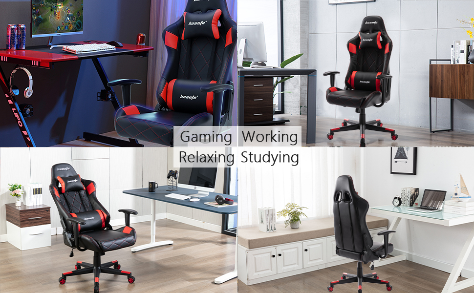 multi-function gaming chair office chair