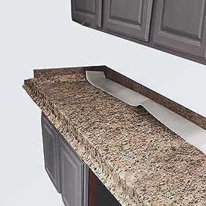 paint with diamonds peel and stick floor tile spray paint countertop cover  backsplash kitchen
