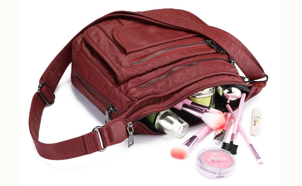 rosa borse donna