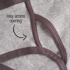 easy access opening boy brief underwear toddler little kids