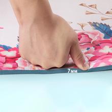 yoga mat 7mm thickness