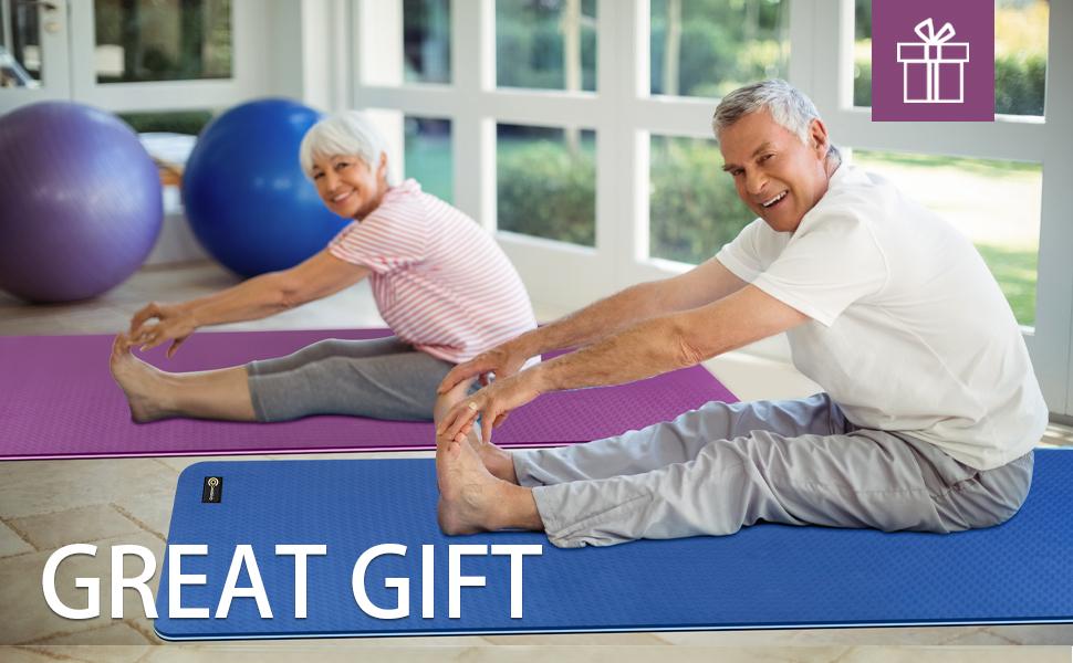 large yoga mat