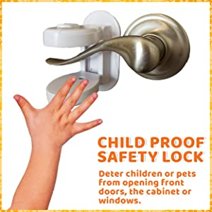 child safety door locks