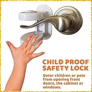 child safety door locks