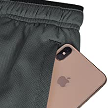Joggers pants with zip pockets