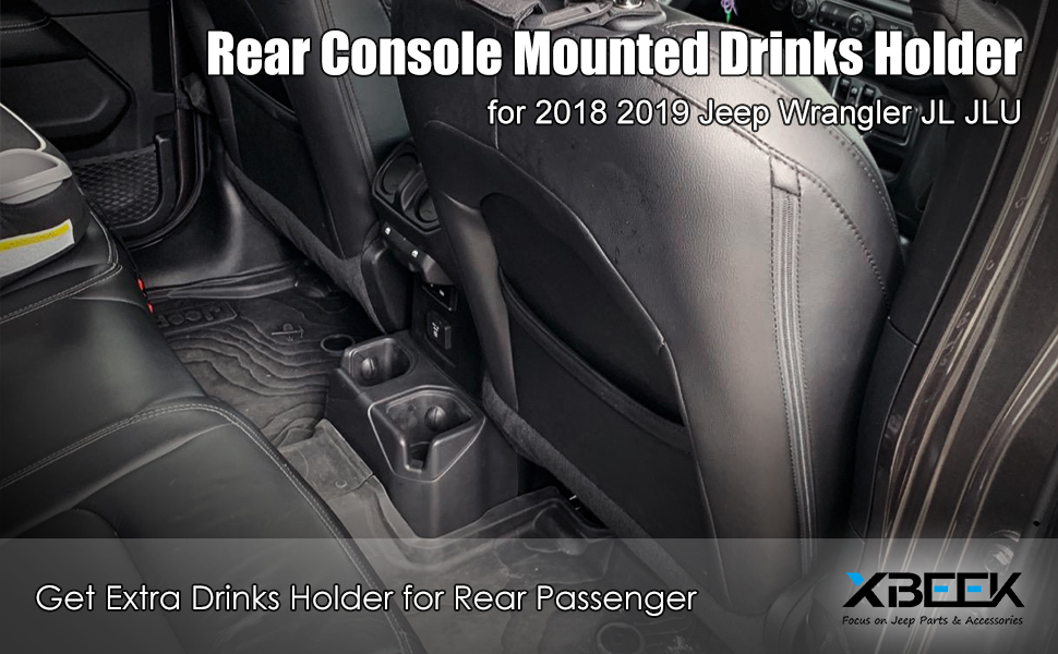 2018-2019 Jeep Wrangler JL Interior Accessories